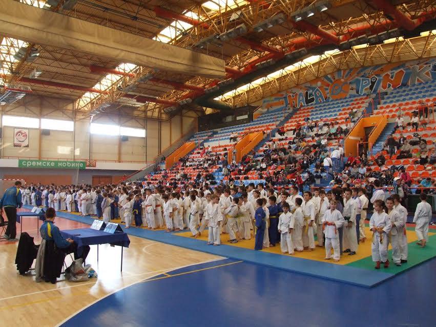 Judo cup Sirmium